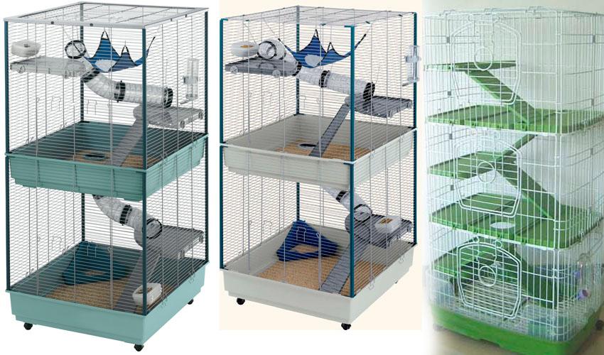 Клетка для крысы